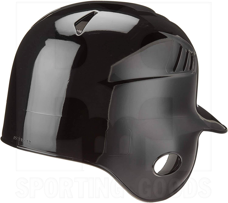 batting helmet single flap
