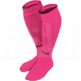 400054.030.S Joma Classic 2 Socks Fluor Pink