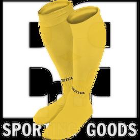 400054.900.L Joma Classic 2 Socks Yellow