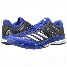 B01N9K6X9H Adidas Crazyflight X Calzado de Voleibol Royal / Plata / Negro