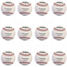 OLB1-AA Rawlings OLB1 Official Doble A, Doble A Juvenil & Female League Baseball Dozen