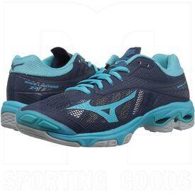 430235.5155.13.1000 Mizuno Wave Z4 Low Shoes 9.5