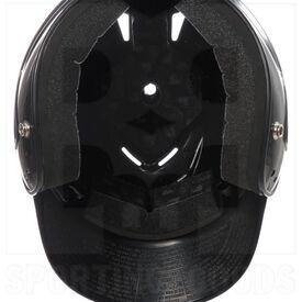 "RCFH-B Rawlings Coolflo Molded Baseball Batting Helmet 6 ½"" – 7 ½"" Black"