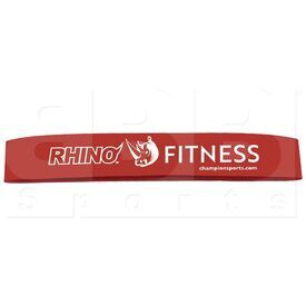 ELR Champion Resistance Bands Heavy Fitness Loop 6lbs Red