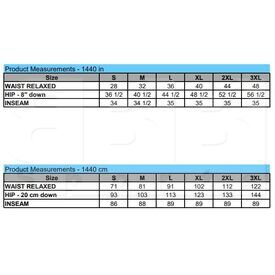 1440.080.2XL Augusta Series Baseball/Softball Pant White