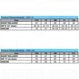 1441.053.L Augusta Youth Series Softball/Baseball Pant White