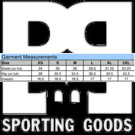 229398.N12.XS Augusta Sports Ladies Hyperform Compression Capri Black Space Dye