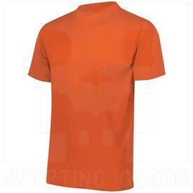 790.029.S Augusta Wicking Microfiber T-Shirt w/ Self-Fabric Crew Collar Orange