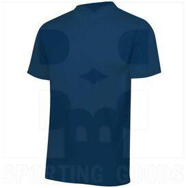 790.065.S Augusta Wicking Microfiber T-Shirt w/ Self-Fabric Crew Collar Navy