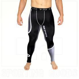 CP1210YL Dux Sports Dots Compression Pant Black