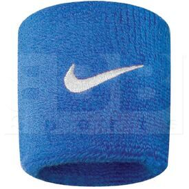 AC0009-402 Nike Swoosh Sweat Wristband Royal