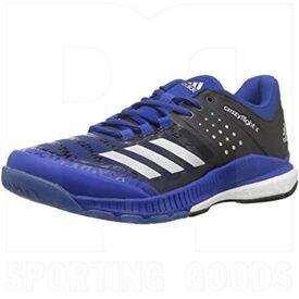 B01NALR6VH Adidas Crazyflight X Calzado de Voleibol Royal / Plata / Negro
