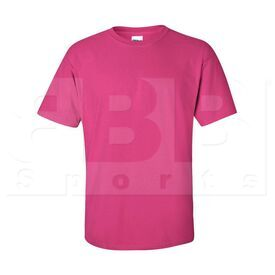 G5000BHLL Gildan Cotton Shirt Heliconia (Fuschia)