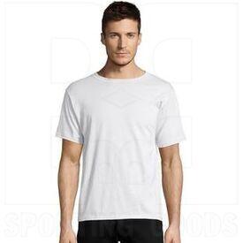 5170WHS Hanes Comfort Ecosmart Heavyweight Crewneck Tee Short Sleeve T Shirt White