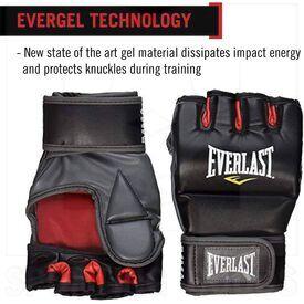 7772LXL Everlast Training Grappling Gloves