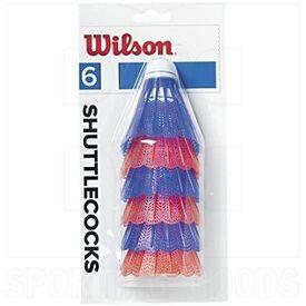 T603900 Wilson Championship Shuttlecocks Set 6