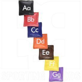 AB55 Champion Alphabet Bean Bag Set