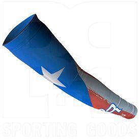 BASPRYL BBB Sports Moisture Wicking Compression Puerto Rico Arm Sleeve