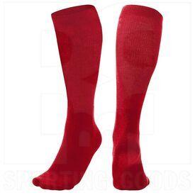 SK1-SC Champion Athletic Multi Sports Socks Red (Pair)
