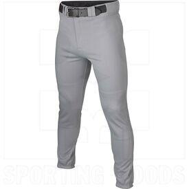 TAPERA-GR-L Easton Taper Baseball Pant Youth Grey