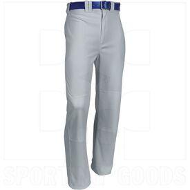 234DBM.BG7.L Russell Athletic Boot Cut Game Baseball Pant Grey