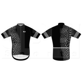 BSSCJ BBB Sports Sublimated Cycling Jersey