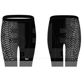 BSSCS BBB Sports Sublimated Cycling Short w/ Pad
