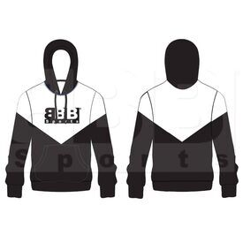 BSSH BBB Sports Sublimated Hoodie