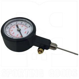 AG1 Champion Pressure Gauge Air 20 PSI Dial Black