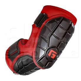 EP1102129 G-Form Adult Elite Batter's Elbow Guard Red w/ Strap