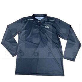 BSSLSPS BBB Sports Sublimated Long Sleeved Polo Shirt