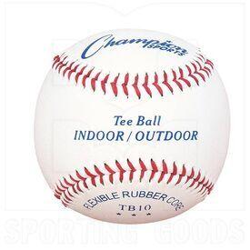 TB10 Champion Baseball T Ball Dozen