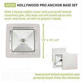 M500 Champro Set de Bases Moldeadas Pro
