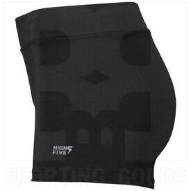 345592.080.2XL High Five Ladies Truhit Short Black