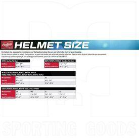 BB1WG Rawlings RCFH Baseball Helmet BAT Facemask