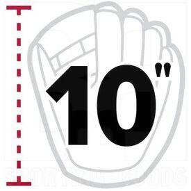 "2200-STL Rawlings MLB St. Louis Cardinals Glove 10"""