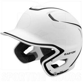 Z5SR-WHBK Easton Z5 Batting Helmet SR White/Black