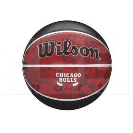 "1500-CHI Wilson NBA Chicago Bulls Tiedye Basketball Size 7  (29.5"")"