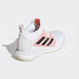 FZ4675-9 Adidas Crazyflight Mid Tokyo Volleyball Shoes White/Black/Orange