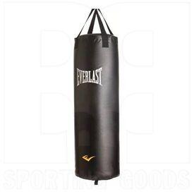 SACO60-EVE Everlast Fitness Heavy Boxing Punching Bag 60 Pound, Black