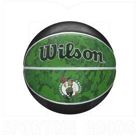 "1500-BOS Wilson NBA  Boston Celtics  Tiedye Basketball  Size 7 (29.5"")"