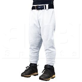PULL-WH-XL Easton Youth Pull-Up Baseball/Softball Pant White