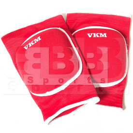 VKPMRDL VKM Volleyball Knee Pads Athletic Red