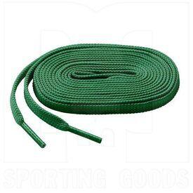 370201.4141.13.5100 Mizuno Shoelace 51 Inches Forest Dark Green (Unit)