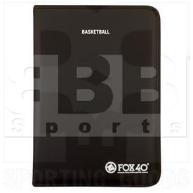 6905-1600 Fox 40 Tablero Magnético Profesional para Entrenamiento de Baloncesto