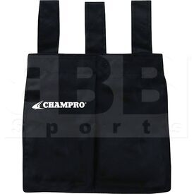 A045 Champro Umpire Ball Bag Black