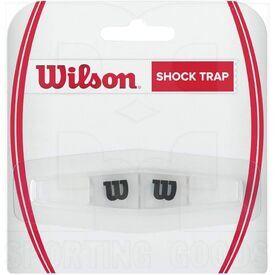 Z5370 Wilson Amortiguador de Vibraciones para Raqueta de Tenis Clear