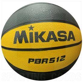 """PBR512 Mikasa Baloncesto de Goma para Interiores/Exteriores Tamaño 5 (27.5 """")"""