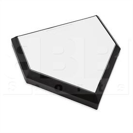 """BH88 Champion Professional Anchored Home Plate 20""""L x 20""""W x 4""""H"""
