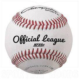 OLB10 Champion Official League Cowhide Leather Baseball Dozen
